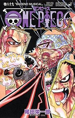 ONE PIECE Vol.89 [Japanese Edition]