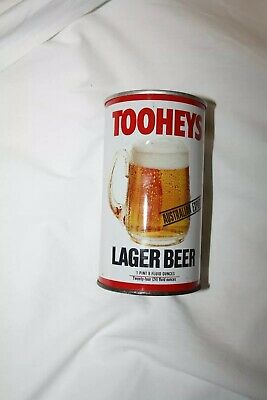 Tooheys Beer Original  Money Tin Uncut