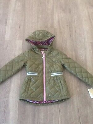 Girls Michael Kors Coat Age 6