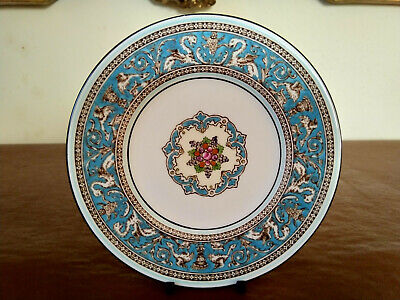 Wedgwood Florentine Turquoise 6 inch Plate First Quality in Excellent Condition