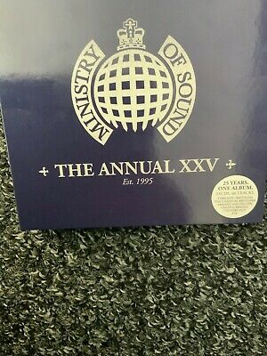 The Annual XXV - Ministry of Sound [CD]