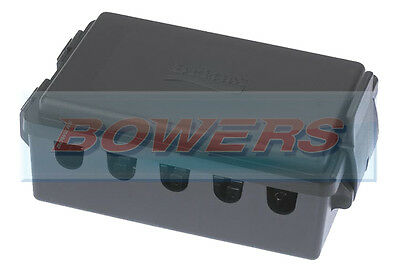 Britax E05 10 Way Waterproof Wiring Junction Box P06799 Ivor Williams Trailer