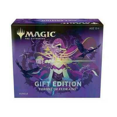 Magic The Gathering Gift Box El Trono De Eldraine