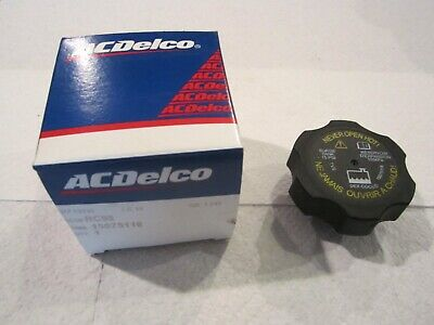 Engine Coolant Recovery Tank Cap ACDelco GM Original Equipment RC98