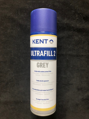 KENT Ultrafill 2 - GRAU GREY 500 ml Grundierfüller