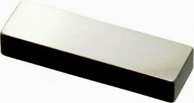"0.19000"" Rectangular Steel Gage Block Grade 0 Mitutoyo Part No. 611119-531"