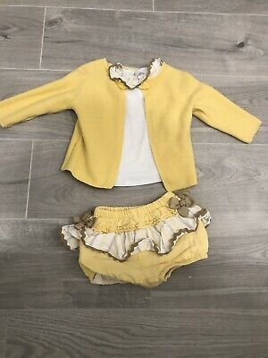 Miranda/rochy Spanish 3 Piece  Girls Outfit Age 2❤️cost £75