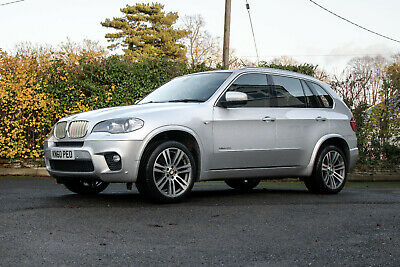 2010 BMW X5 M Sport 40D xDrive Just Had BMW Health Check...See Link
