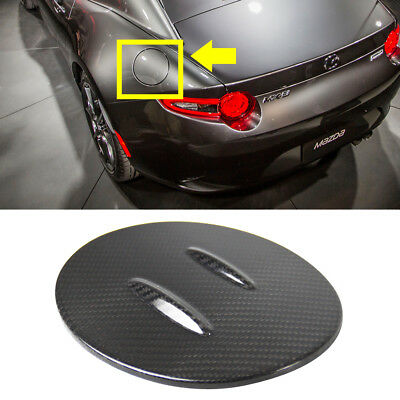 Carbon Fiber For Mazda MX-5 Miata Convertible ND Out Side Door Bowl Cover 18 GT