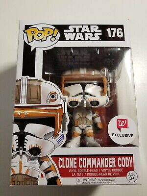 Funko Pop Star Wars Clone Commander Cody 2017 Walgreens Exclusive .