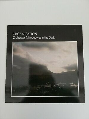 ORCHESTRAL MANOEUVRES IN THE DARK (OMD) Organisation ~ VINYL LP