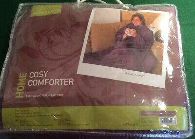Lakeland Cosy Home Comforter/TV Wrap. BNIB