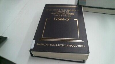 B0050 Diagnostic and Statistical Manual of Mental Disorders DSM-5 by American Ps