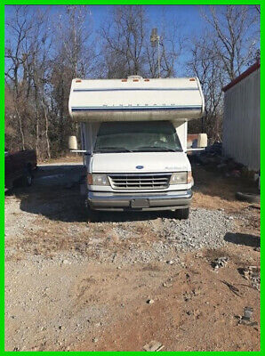 1996 Winnebago Minnie Winnie Class C RV Motorhome Ford Automatic 70k Mi 29' Gen