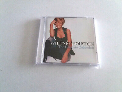 "Whitney Houston ""The Ultimate Collection"" Cd 18 Tracks Como Nuevo"