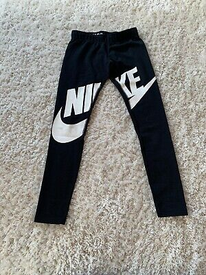 Girls Nike Leggings Aged 8 -10 Years