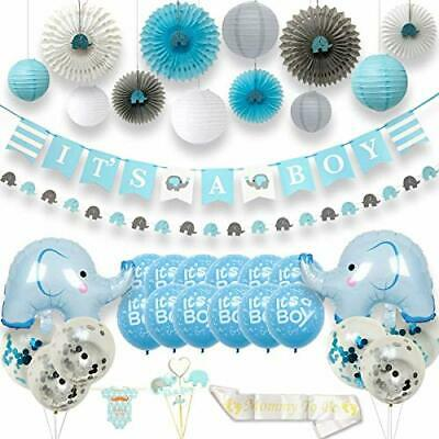 Elephant Baby Shower Elephant Centerpieces Stick Baby