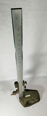 "CSE 26"" Machinist Vernier Height Gauge Made in Germany Pre Owned Look"