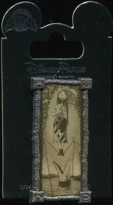 Sally Haunted Mansion Stretching Portrait Disney Pin 124245