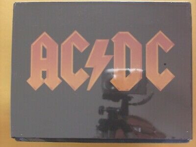 AC/DC BOX SET by AC/DC THE COMPLETE COLLECTION (17CDs, 2002)**  NEW SEALED  **