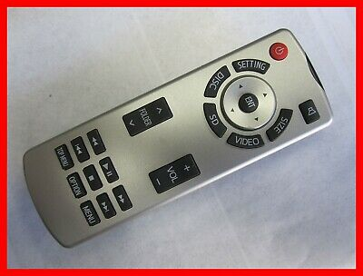 Toyota Sequoia Highlander DVD Remote 8617034030