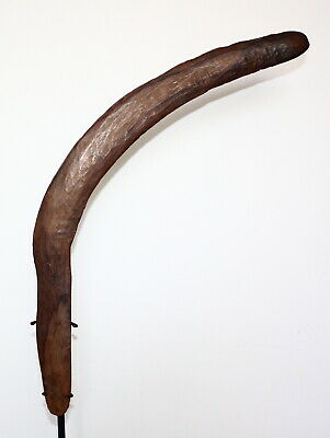 Aboriginal - Fine Old South Eastern Boomerang.