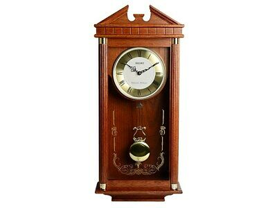 Seiko Pendulum Chiming Wall Clock