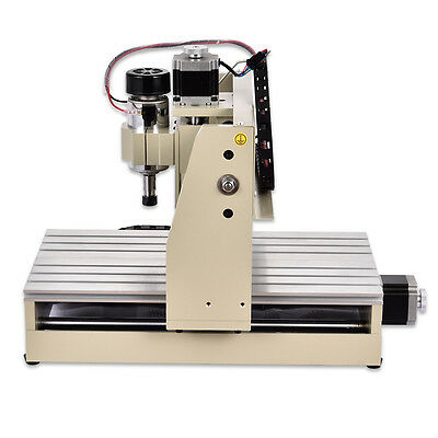 CNC 3020  Engraver 300W Milling Drilling Engraving Machine 4 Axis Router DIY