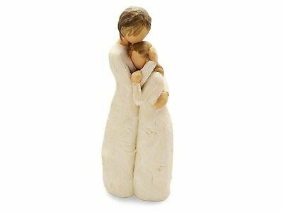 Willow Tree 26222 Close To Me Handmade Figures Ornaments Collection Gift 22cm