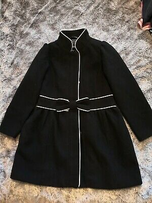 Girls Next Occasion Coat Age 7-8 Years