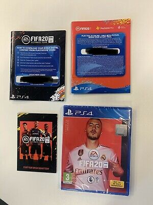 FIFA 20 PS4 Game | Brand New Sealed