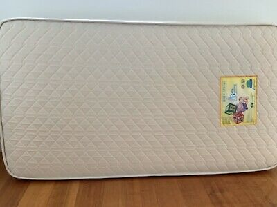 Cot Mattress And Pure Baby Fitted Sheets