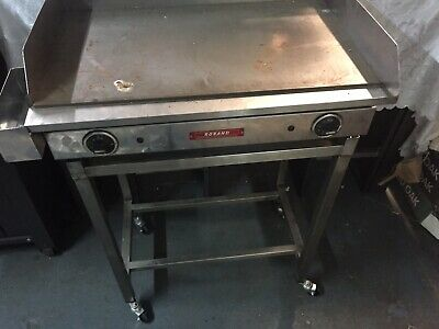 Commercial Cooking Griddle Plate