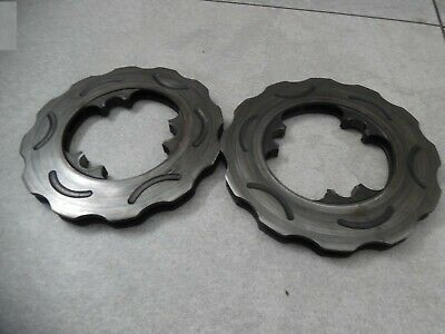 CRG front brake discs / Ven set up / Go Kart