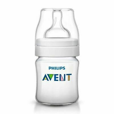 Philips Avent Classic+ Baby Feeding Bottle 0m+ 125ml