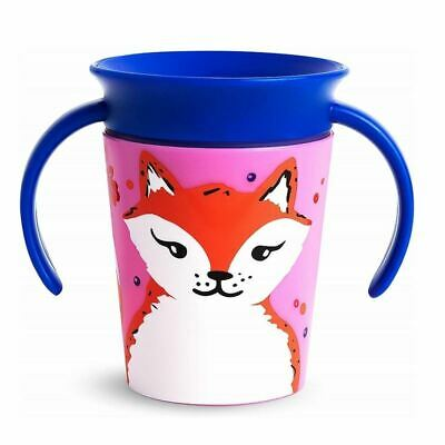 Munchkin Miracle 360° WildLove Trainer Cup Fox 177ml