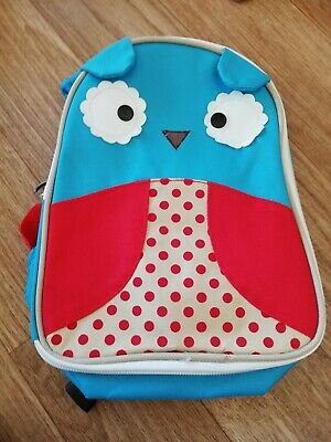 Toddler rucksack with reins