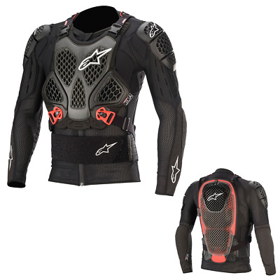 2020 Alpinestars Bionic Tech V2 MX Motocross Offroad ATV Protection Jacket