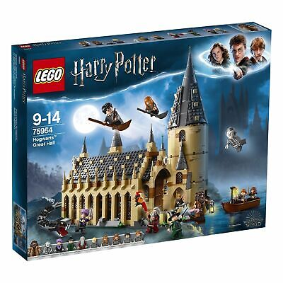 Brand New - Lego Harry Potter Hogwarts Great Hall (75954) - Age: 9-14