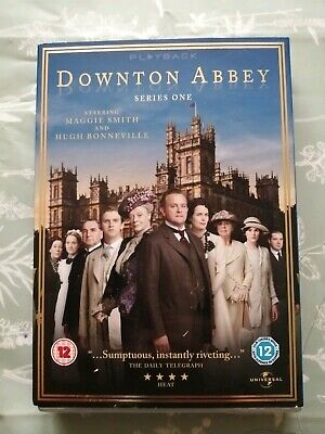 Downton Abbey - Series 1 - Complete (DVD, 2010, 3-Disc Set) ***New Sealed***