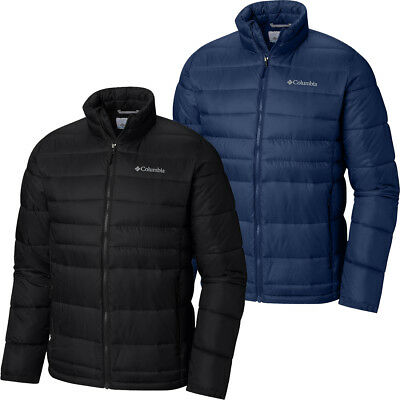 Columbia Mens New Discovery II Insulated Puffer Jacket
