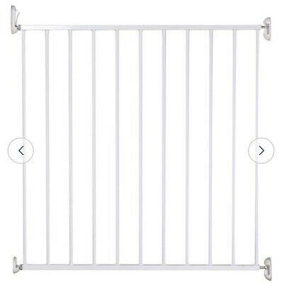 2 x Cuggl baby stair safety gates