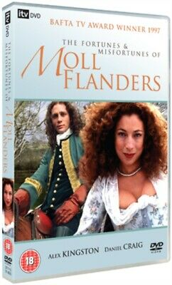 The Fortunes and Misfortunes Of Moll Flanders (ITV) (DVD, 1996) *NEW/SEALED*