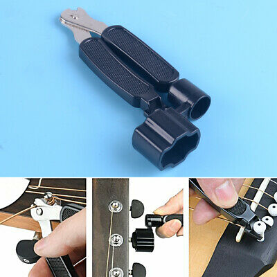 3 in 1 Guitar String Forceps Planet Waves String Winder And Cutter Pin Puller