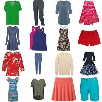 Second Hand Used Clothes 25 KG Wholesale Womens, UK Mix Premium A+ Grade! £3.50