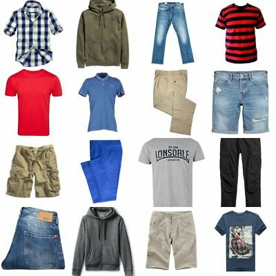Second Hand Used Clothes Wholesale 25KG  Men UK Mix Premium A+ Grade £3.50