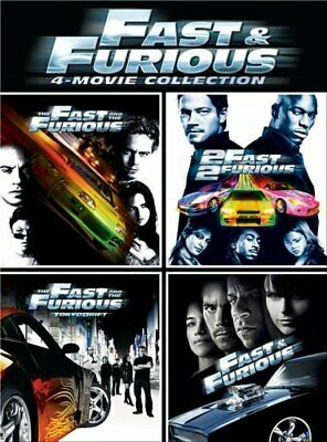 Fast & Furious 4-Movie Collection