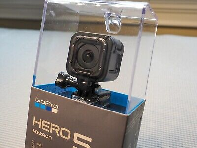 GoPro HERO5 Session EXCELLENT CONDITION (4K Action Camera)