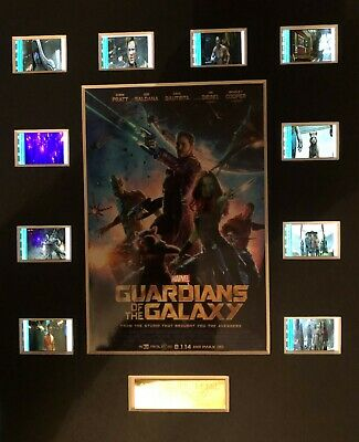 Guardians of the Galaxy - 35mm Film Display