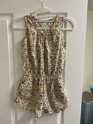 Next Girls All In One Shorts Playsuit - Age: 8 Years